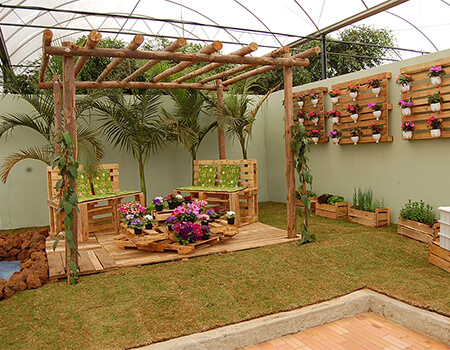 Jardins Residênciais