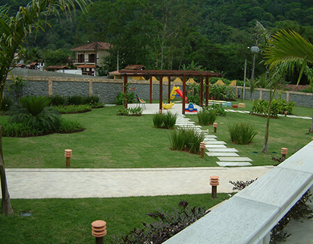 Jardins para Condomínios